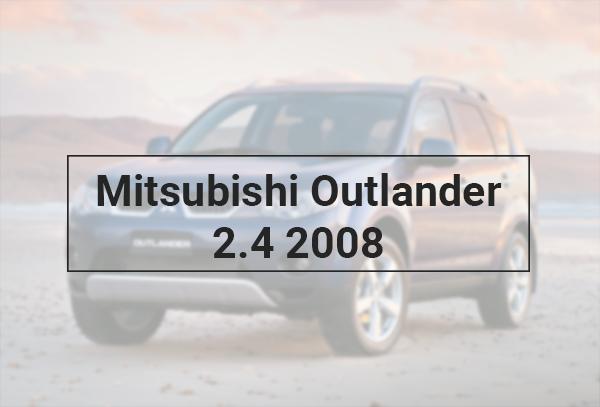 Mitsubishi-Outlander-2008